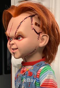Halloween Seed of Chucky Chucky Doll Prop Trick Or Treat Studios Pre-Order