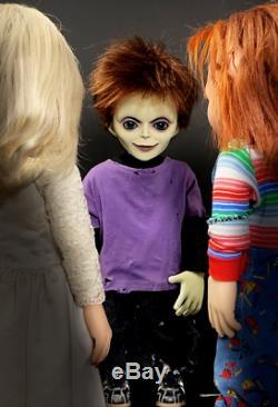 Halloween Seed of Chucky Glen Doll Prop Trick Or Treat Studios Pre-Order