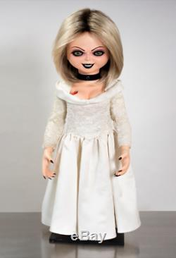 Halloween Seed of Chucky Tiffany Doll Prop Trick Or Treat Studios Pre-Order