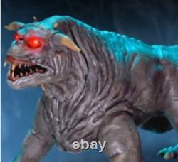 Halloween Terror Life Size Ghost Buster Replica Dog Prop Horror Decor Ships 8/21