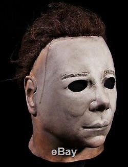Halloween latex mask don myers post kirk HIRO