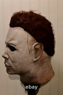 Halloween latex mask don myers post kirk THE OBSESSION