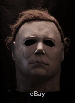 Halloween latex mask don myers post kirk sinister 75 converted