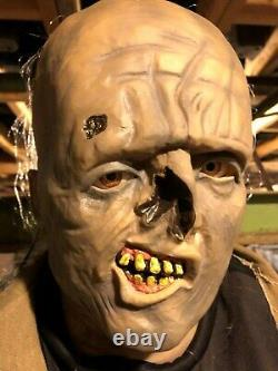 Haunted House Lifesize Movie Prop Tall Statue Man Animated Lots More