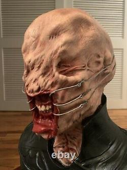 Hellraiser Chatterer bust Halloween Horror lifesize Clive Barker Not Myers Mask