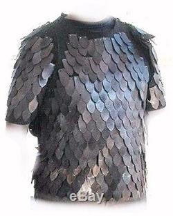 Hollywood Movie Prop light scale armor Valentine Armouries Halloween Costume