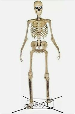 Home Depot 12FT GIANT SKELETON PROP Shipping Available