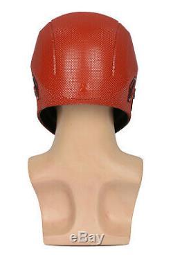 Injustice 2 Red Hood Helmet Batman Cosplay Costume Prop Mask Replica Halloween