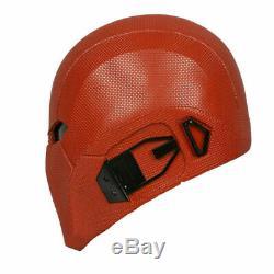 Injustice 2 Red Hood Helmet Batman Mask Cosplay Costume Prop Resin Mask Replica