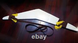 InuYasha Sango Weapon Hiraikotsu Cosplay Replica Boomerang Prop for Sale