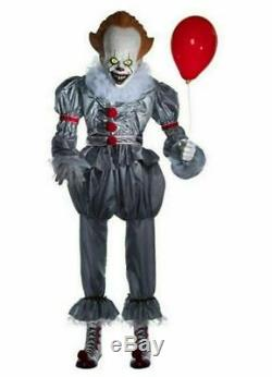 It Penny Wise 6 Foot Clown Animated Halloween Prop In Stock Now