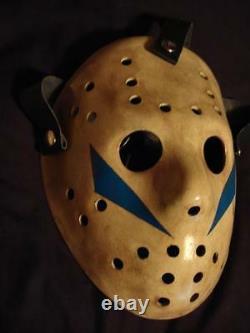Jason Friday 13th 5 Hockey MASK HALLOWEEN HORROR prop