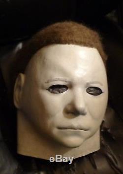 KNIFE WIELDER 75 kirk michael myers halloween replica mask