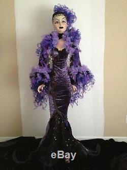 Katherine S Collection Halloween Witch Doll 68 Life Size