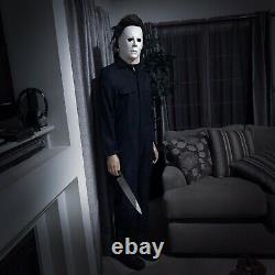 LIFE SIZE Michael Meyers Halloween 1978 movie prop statue mask horror figure