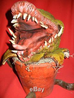 Man eating plant little shop horrors