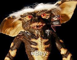 Large 28 Licensed Stripe Gremlins Hand Puppet Prop Mogwai Horror Movie Alien