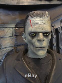 Frankenstein Halloween Prop