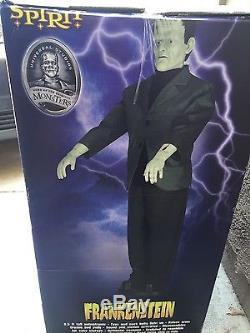 life size gemmy halloween frankenstein universal prop - Www Gemmy Com Halloween
