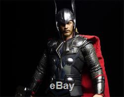 Marvel's The Avengers Thor Helmet 11 Cosplay Props Halloween Gift Open Mask