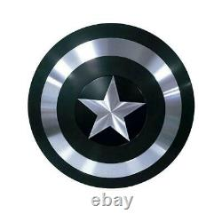 Marvels Avengers Legend Captain America Shield Halloween Medieval Armor black