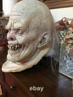 Mask Bust Prop Jon Fuller Retro Vorhees