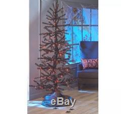 Member's Mark 7 ft. Halloween Moving Tinsel Tree Haunted House Prop. New