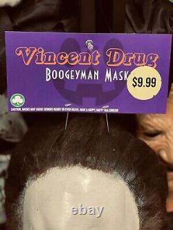 Michael Myers Mask Halloween 4 Mask Don Post Kirk Mask Halloween Mask