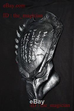Movie Prop Alien Predator Helmet Gift Halloween Costume Cosplay Mask wolf PD5