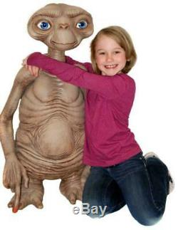 NECA Official E. T. The Extra Terrestrial 34 Stunt Puppet Prop Replica ET New