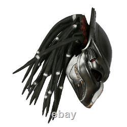 New The Predator Mask Hard Resin Cosplay Helmet Costume Prop Halloween
