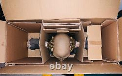 Rare Halloween Animatronic Heads Up Harry Prop COMPLETE IN BOX. ONG AMAZING