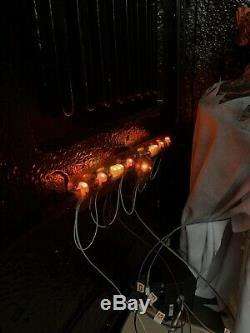 Rare Spirit Halloween Decoration Incinerator Zombie Animatronic Fog Prop WithBox