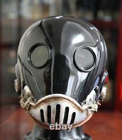 Resin Replica 11 Hellboy Kroenen Mask Prop Cosplay Decoration Halloween