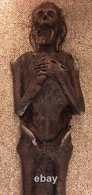 Rotted Decomposed Gore Corpse Full Size Body Horror Film Prop Halloween