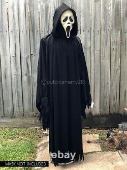 SCREAM Adult Replica ACCURATE Costume Robe Horror HALLOWEEN Prop Ghostface Myers