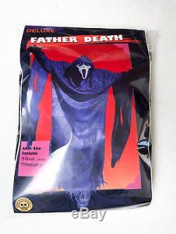 Scream 1 Pullover SPARKLE GhostFace Robe Replica Prop Costume Halloween Horror
