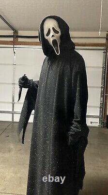 Scream Ghostface Halloween Sparkle Costume Robe No Mask Accurate Custom Made