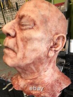 Silicone Severed Head