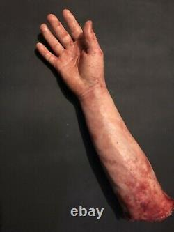 Silicone Severed Male Arm