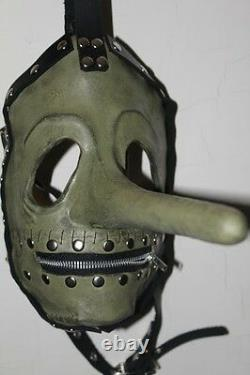 Slipknot Chris Fehn replica mask costume prop sublime1327 HALLOWEEN prop