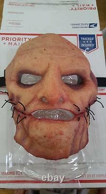 Slipknot Corey. 5 silicone mask Halloween Prop sublime1327 HALLOWEEN prop