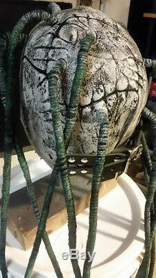 Slipknot Corey Taylor POA mask sheriffian sublime1327 HALLOWEEN prop