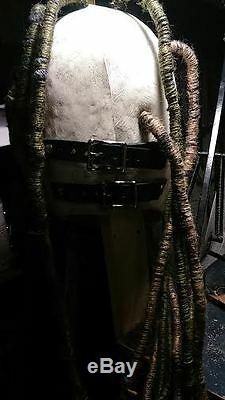 Slipknot Corey Taylor Self Titled mask sublime1327 Halloween costume prop
