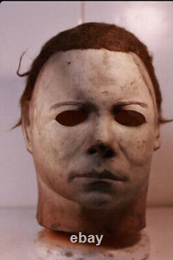 Spookhouse props halloween 2 mask Michael Myers