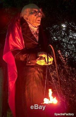 The Count Dracula Vampire Prop 6ft Tall Halloween / Decorative Statue Decor