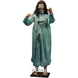 The Exorcist Animated Regan Life-Size Prop Scary Halloween Decoration
