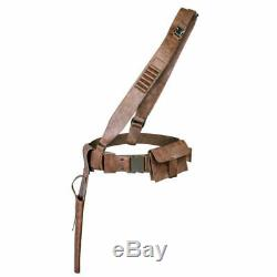 The Mandalorian Belt Star Wars Cosplay Strap Costume Prop Leather Holster Xcoser