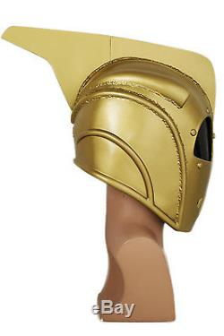 The Rocketeer Helmet Cosplay Mask Cliff Secord Halloween Costume Props Xcoser