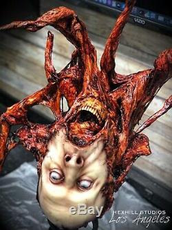 The Thing Tribute Zombie Halloween Bust Collector Lifesize Prop Movie DVD Horror